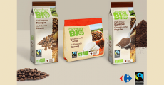 90 boîtes de café Carrefour Bio offertes