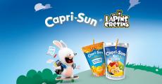 100 lots de jus Capri-Sun ou 300 sacs de sport à remporter