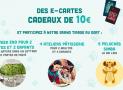 250 cartes cadeaux Carrefour de 10€ à remporter
