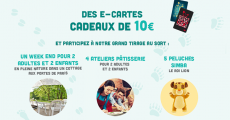 250 cartes cadeaux Carrefour de 10€ à remporter 3.9 (18)