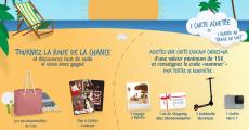 En jeu : 10 trousses beauté, 10 montres connectées Get Fit, 80 cartes cadeaux Carrefour et+ 0 (0)