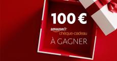 Tentez de gagner un chèque cadeau Amazon