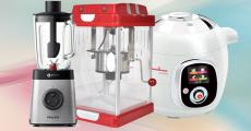 A gagner : 1 Cookeo Moulinex, 1 blender Philips, 1 machine à popcorn électrique 0 (0)