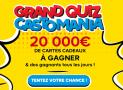 401 cartes cadeaux Castorama offertes (de 10 à 2000€)
