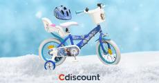 A remporter : 1 vélo + 1 casque pour enfant