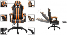 A remporter : 1 chaise de jeu orange PU 0 (0)