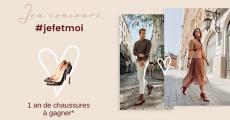 Tentez de gagner 1 an de chaussures JEF de 600€ 0 (0)
