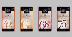 Tablettes de chocolat Le Petit Carré offertes