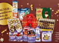 60 lots de chocolats (Kinder, Ferrero Rocher, Côte D'or…) à remporter