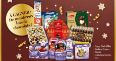 60 lots de chocolats (Kinder, Ferrero Rocher, Côte D'or…) à remporter 0 (0)