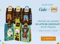 50 lots de chocolats Révillon offerts