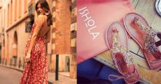 A gagner : 1 robe Stella & Suzie, 1 parfum PH Fragrance et 1 paire de sandales Ishola
