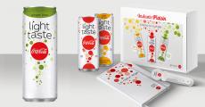 200 box Coca-Cola Light offertes