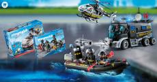 A gagner : 36 boîtes de jouets Playmobil + 216 places de cinéma pour le film Playmobil Movie
