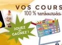 A gagner : chèque cadeau de 100€ à valoir dans le supermarché de votre choix