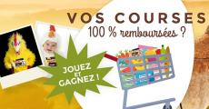 A gagner : chèque cadeau de 100€ à valoir dans le supermarché de votre choix 4.6 (13)