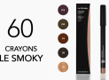 60 crayons Le Smoky d'Absolution offerts