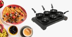 En jeu : 1 crêpe et wok Essential B 0 (0)