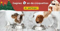 1 an d'alimentation Royal Canin pour chat ou chien à remporter