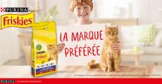 2000 packs de croquettes Friskies pour chat offerts