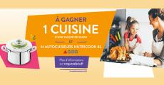 En jeu : une cuisine équipée de 5000€ + 61 autocuiseurs Nutricook