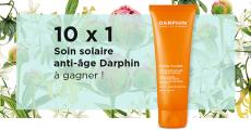 Tentez de remporter 10 soins anti-âge Darphin 0 (0)