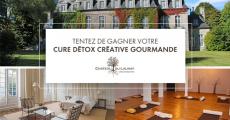 A gagner : 1 cure détox au Château du Launay de 1900€ 0 (0)