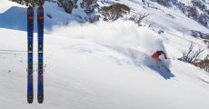 A remporter : 1 paire de skis 90 Xpress de Dynastar