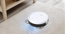 Robot aspirateur Deebot 501 d'Ecovacs offert (2 gagnants)