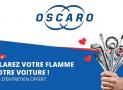 Tentez de remporter 1 an d'entretien Oscaro