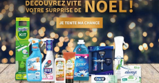 Tentez de remporter 100 ensembles de cadeaux Envie de Plus (Lenor, Gilette, Mr Propre, Swiffer…)