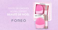 A remporter : 10 coffrets de produits de beauté Foreo