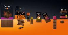 Lot de chocolats Galler offert