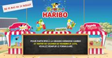 En jeu : 312 boîtes de bonbons Haribo, 5 gâteaux de bonbons et+