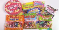 Tentez de remporter 5 box de bonbons et goodies Haribo