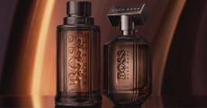 1 lot de parfums Hugo Boss offert