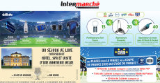 Tentez de remporter 1208 lots Intermarché (séjours, aspirateurs…) 4.7 (12)