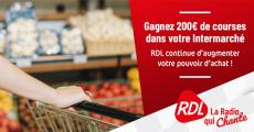 Tentez de gagner une carte cadeau Intermarché de 200€ 4.4 (7)