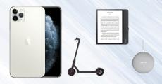 En jeu : 2 iPhone 11 de 809€, 4 trottinette électrique de 399€, 35 Google Home mini et+