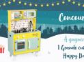 Cuisine pour enfants Happy Day de Janod à remporter