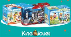 Boîte de jouets Playmobil offerte (6 gagnants)
