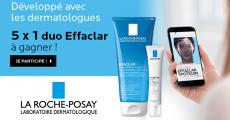10 soins La Roche Posay offerts 0 (0)
