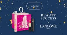 20 coffrets de produits de beauté Lancôme à gagner