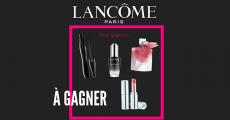 2 lots de produits Lancôme (parfum, rouge à lèvres, mascara…) offerts 4.3 (33)