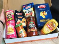 100 packs de produits (gels douche, gâteaux, produits d'entretien…) offerts