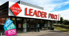 2700 bons d'achat Leader Price de 50€ offerts 0 (0)
