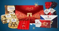 Tentez de gagner 54 boîtes de chocolats (Lindt, Ferrero Rocher…)