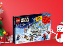 Tentez de remporter le calendrier de l'avent LEGO Star Wars