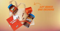 20 lots Benco (pâte à tartiner 750g, tote bag, poudre choco 400g, mug,…) à gagner