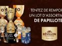 80 lots d'assortiment Les Papillotes de Révillon offerts